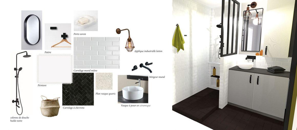 Architecture intérieure 972 - Un esprit loft