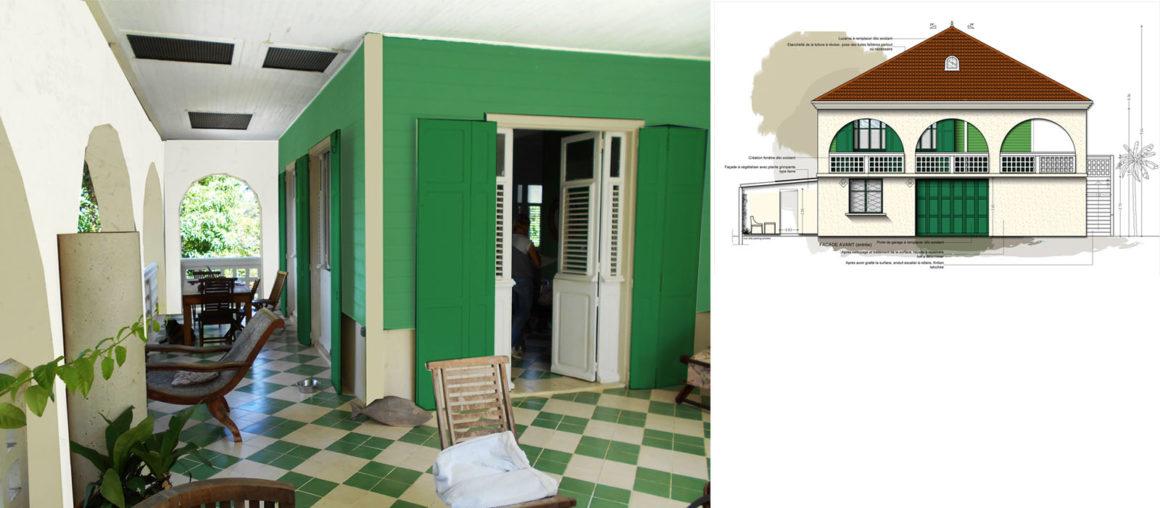 Helene Quillet-renovation villa privee martinique 972 mes actus image 07