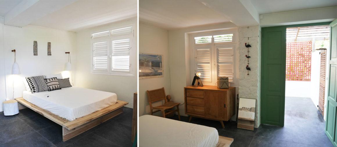 Helene Quillet-renovation villa privee martinique 972 chambre r-1 01