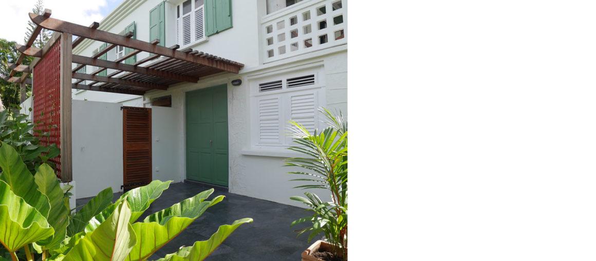 Helene Quillet-renovation villa privee martinique 972 sdb exterieure 03