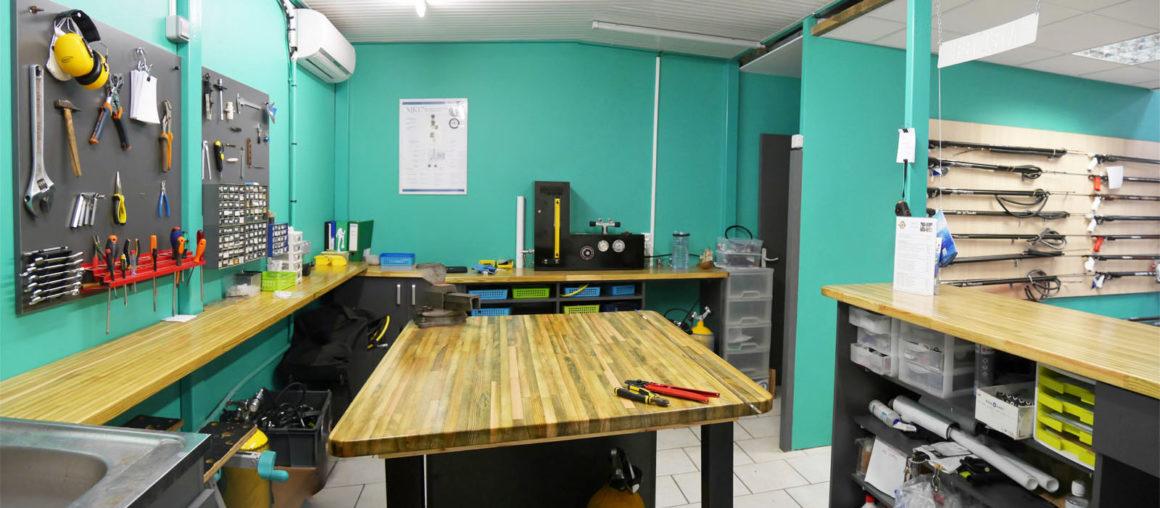 Helene Quillet-renovationmagasin martinique 972 realisation atelier 01