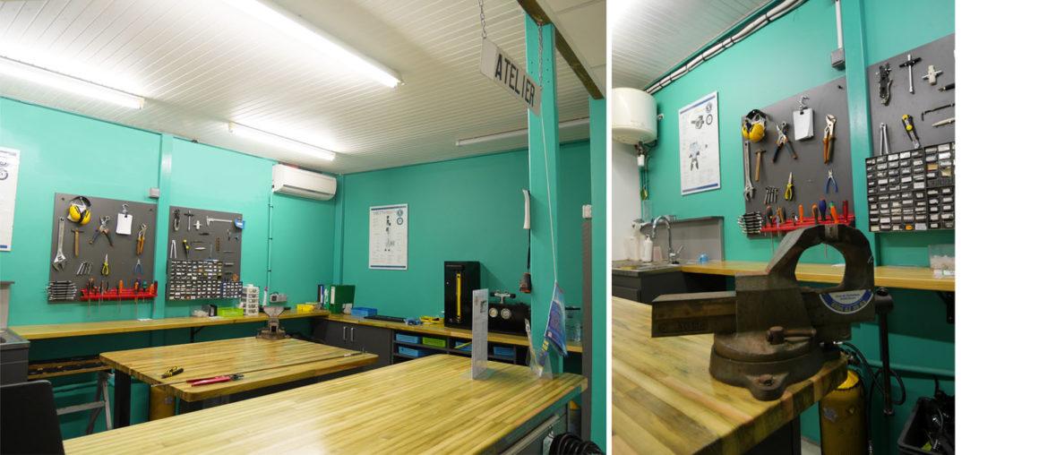 Helene Quillet-renovationmagasin martinique 972 realisation atelier 03