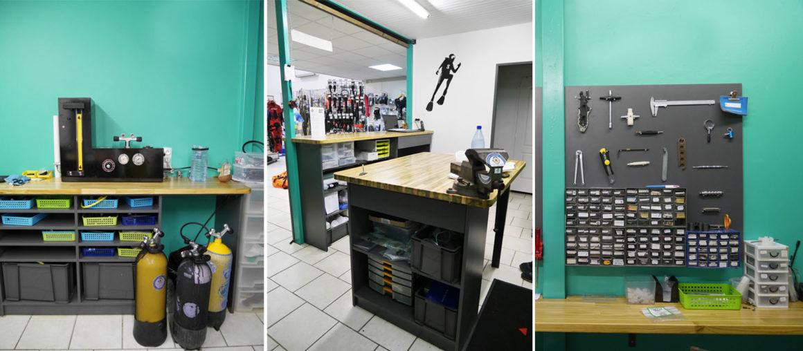 Helene Quillet-renovationmagasin martinique 972 realisation atelier 05
