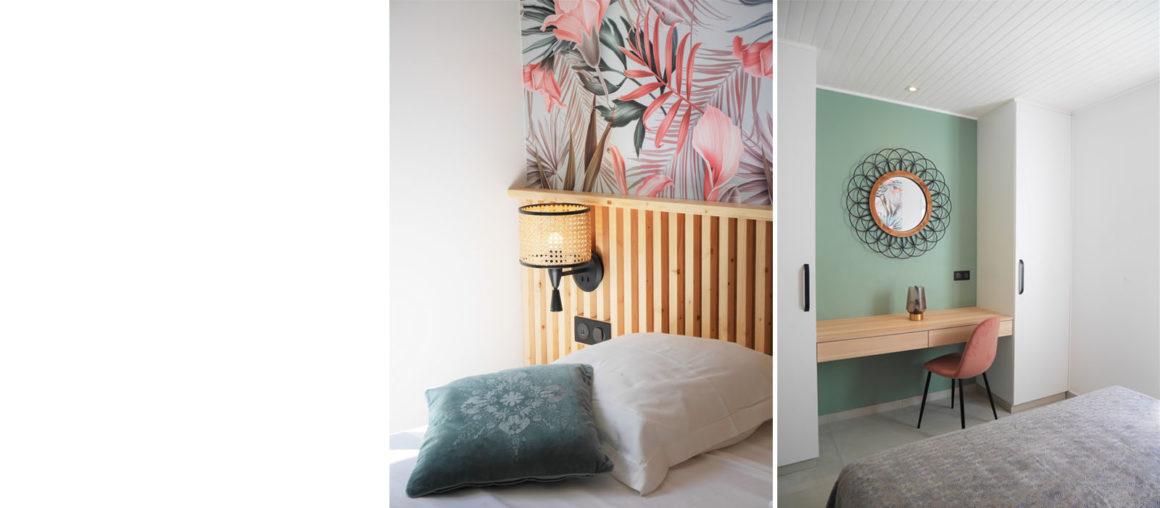 helene quillet Mondesir lodge-Rénovation interieure et deco-realisation 07