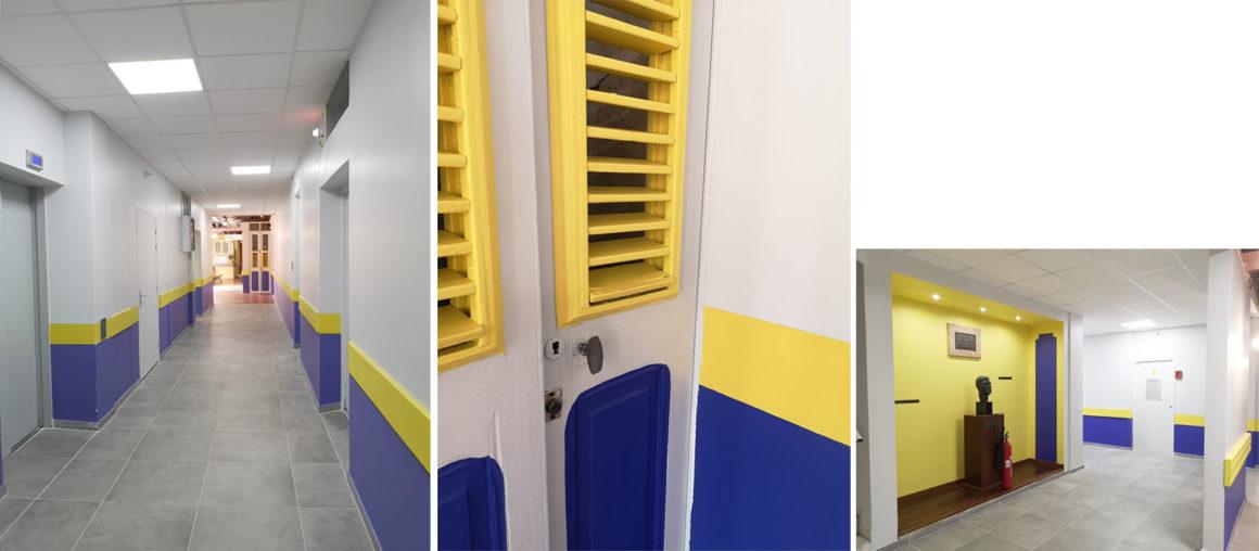 helene quillet clinique saint paul renovation chantier 2