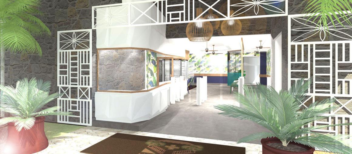 helene quillet clinique saint paul renovation modelisation 3D 5